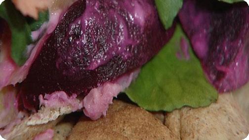 Gizzi's Gizzi's Smoked Trout, Beetroot, New Potato and Watercress ...